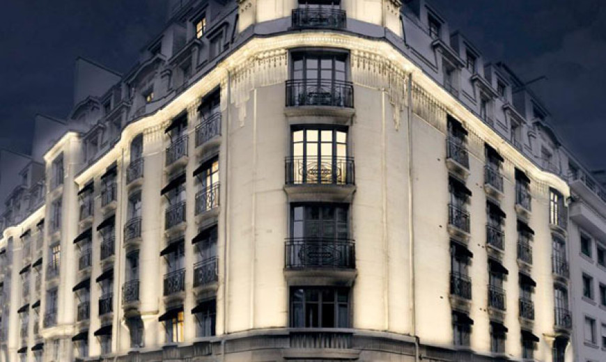 Grand Reopening: Hotel Sofitel Paris Arc de Triomphe by Studio Putman [Review]