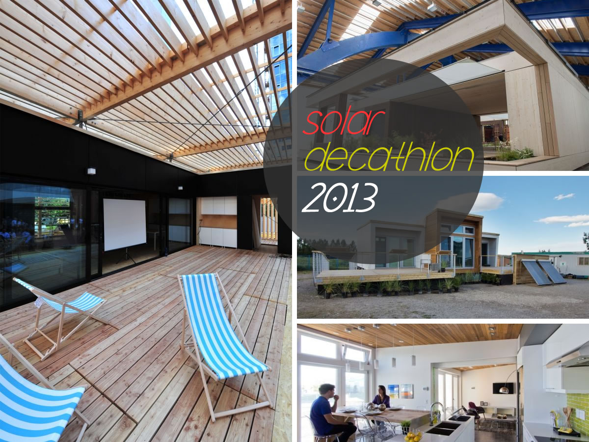 Solar Decathlon 2013