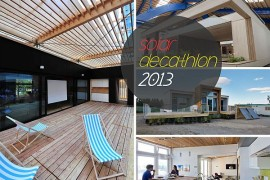 Solar Decathlon 2013: Best Green Homes Designs
