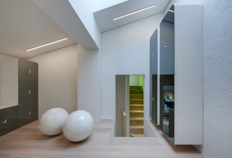 Trendy and futuristic decor additions