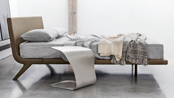 Understated class of the cool Stealth bed