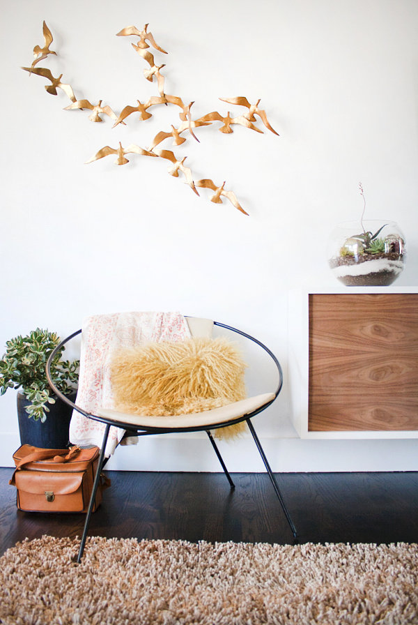 Unique features from a home tour