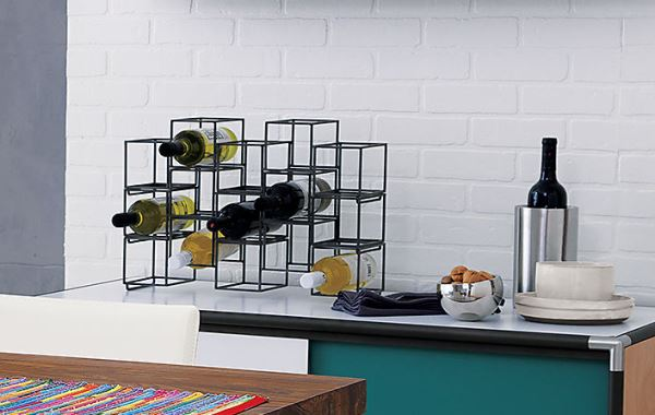 Wine storage option