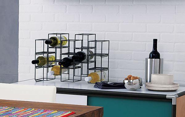 Wine storage option