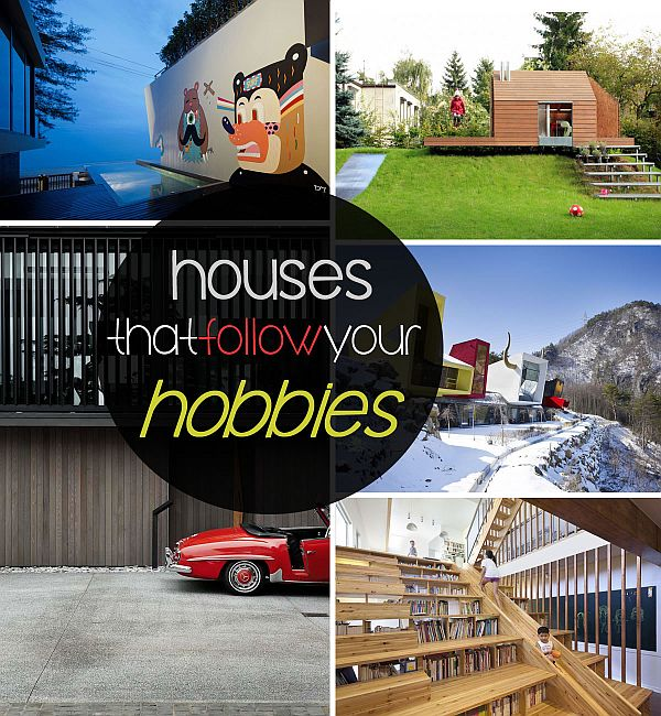 hobbies houses