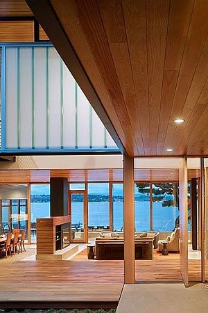 lakefront seattle house