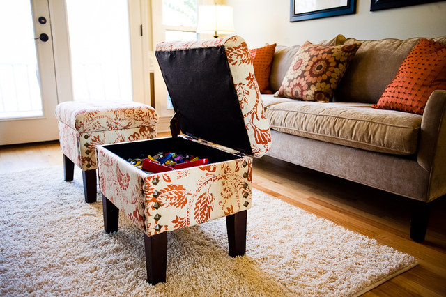 Living Room Ottoman fancy ottoman coffee tables: design ideas & inspiration