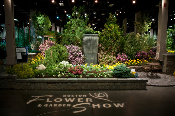 expert lighting for blue ribbon winner garden show entry
