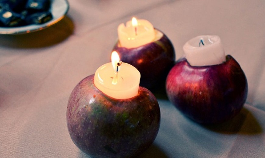 DIY Candle Holders for Romantic Nights