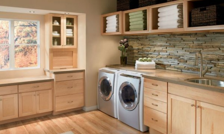 Charmant 33 Laundry Room Shelving And Storage Ideas