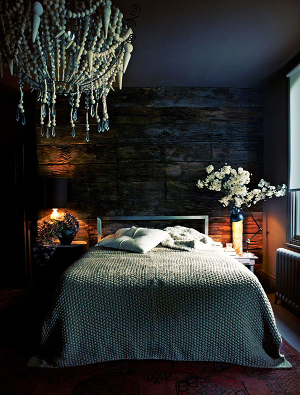 Bedrooms that seem designed for Halloween  (10)