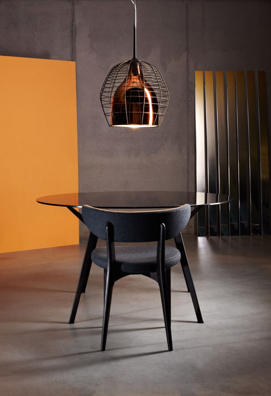 Cage in Bronze