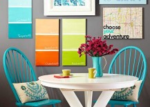 Colorful-art-work-signs-against-grey-wall-217x155