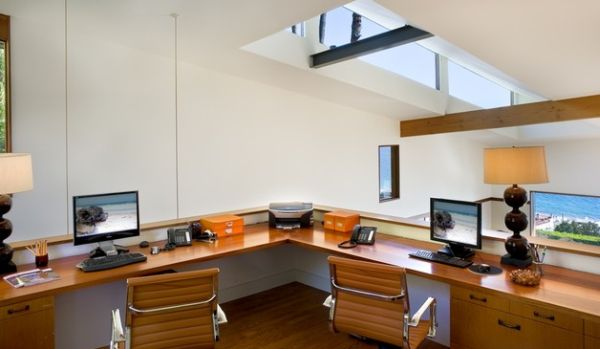 30 Shared Home Office Ideas That Are Functional And Beautiful