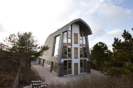Sustainable Design And Smart Aesthetics Define Stylish Dune House