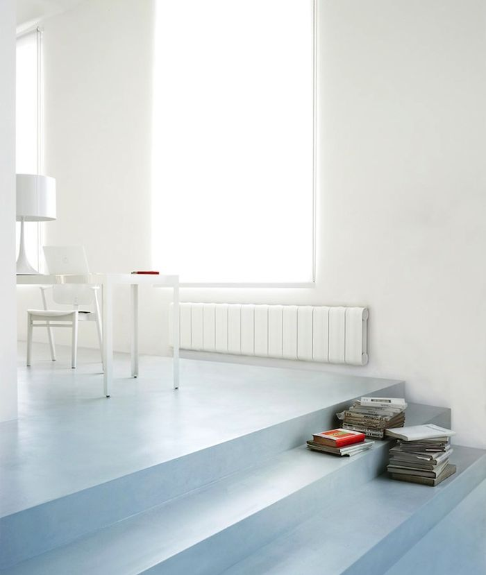 Energy saving Italian radiator design Agora Collection