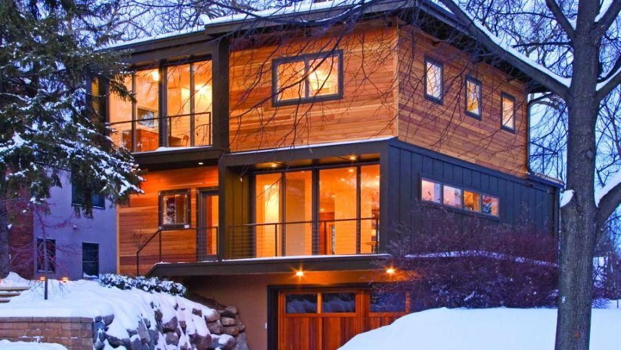 Four-Module Linden Hills weeHouse