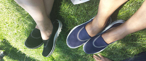 GOwalk shoes from Sketchers