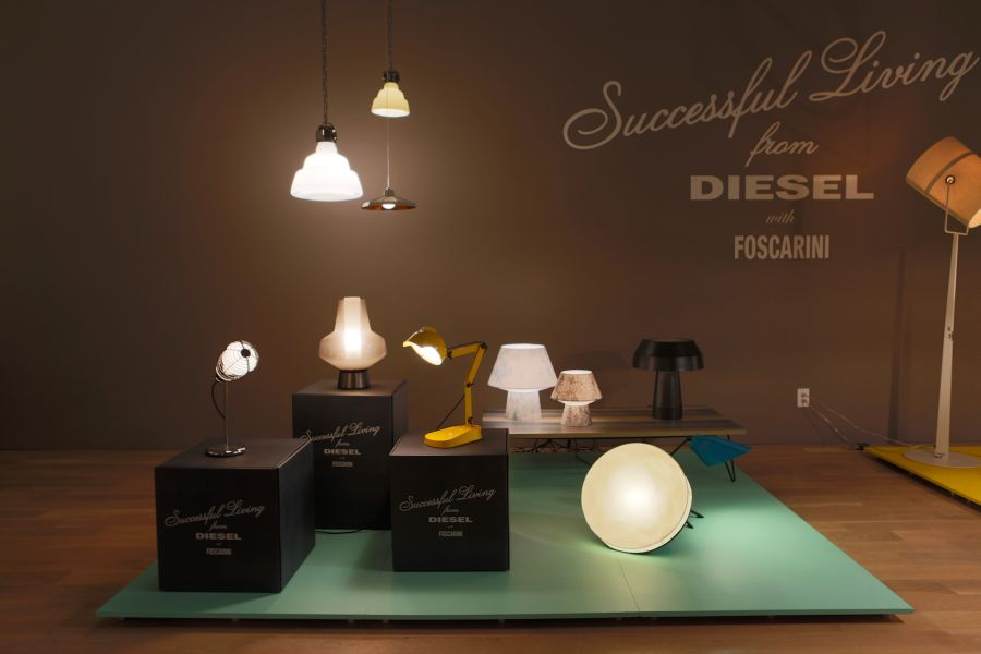 Glas by Foscarini for Diesel