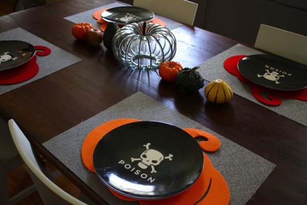 Halloween party decoration idea