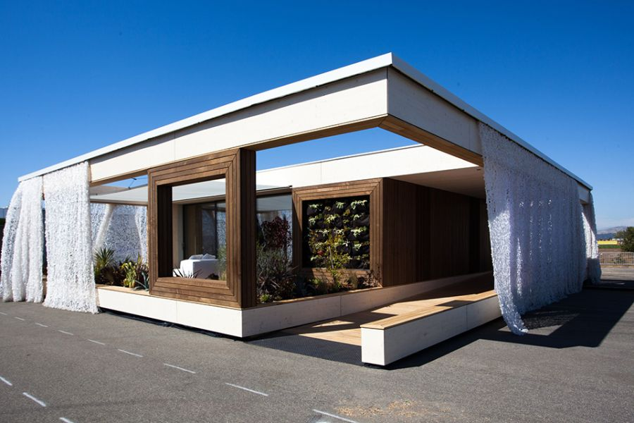 LISI by Vienna University of Technology wins Solar Decathlon 2013