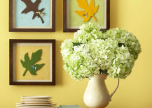 Pine Cones and Leaves: Incorporating Nature in Modern Design