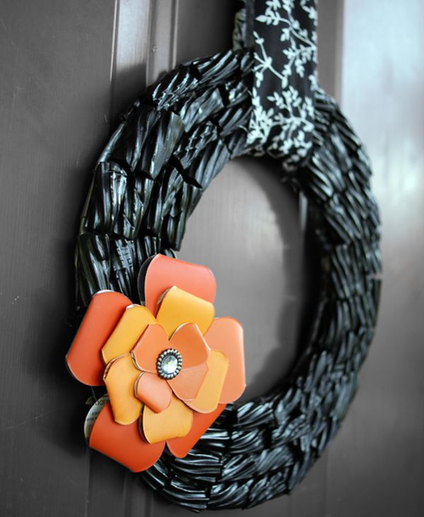 Licorice Wreath Idea
