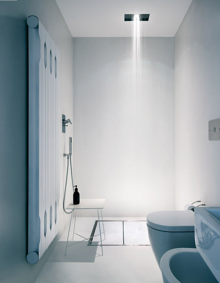 Luxurious shower with Agora