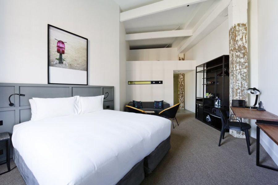 Luxurious suite at the Hotel 1888 1888 Hotel In Sydney Promises Free Stay For Instagram Savvy Guests!