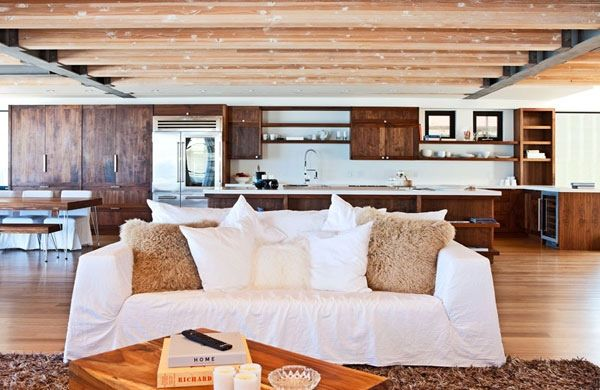 Matthew Perry malibu beach house in driftwood