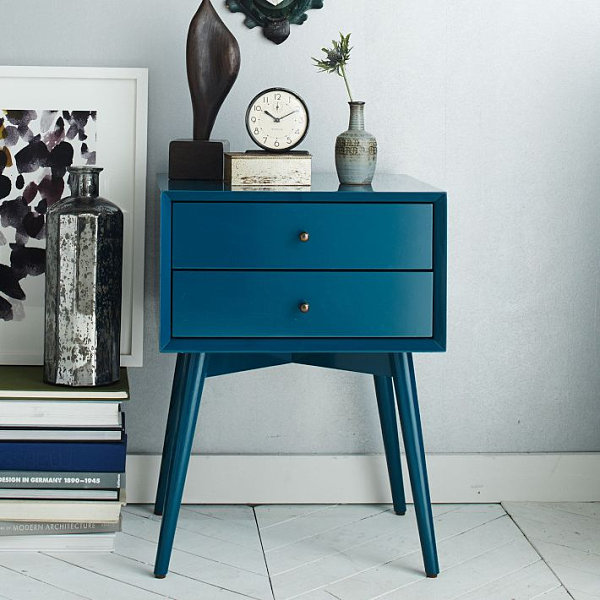 Blue Furniture Design Ideas That Are Versatile