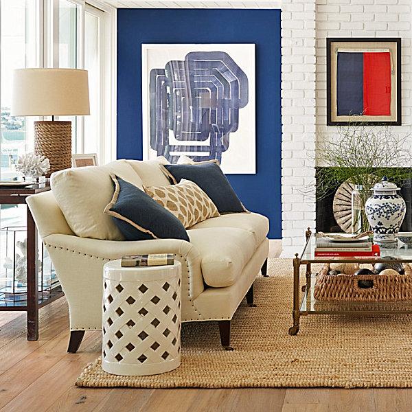 Modern abstract giclee print