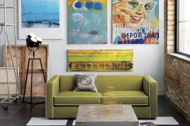 Chic Green Furniture Finds