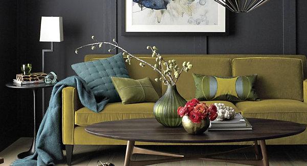 Grey Sofa Grey Rug