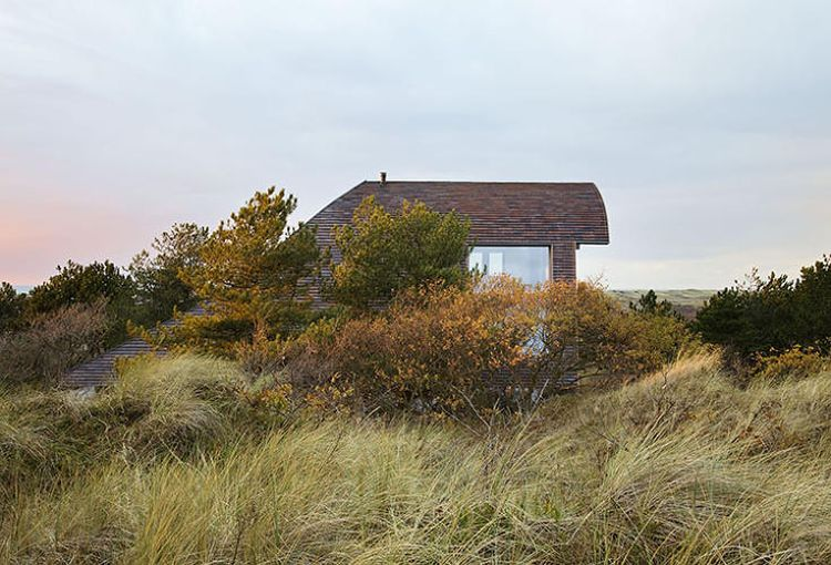 Natural surroundings of the Dune House