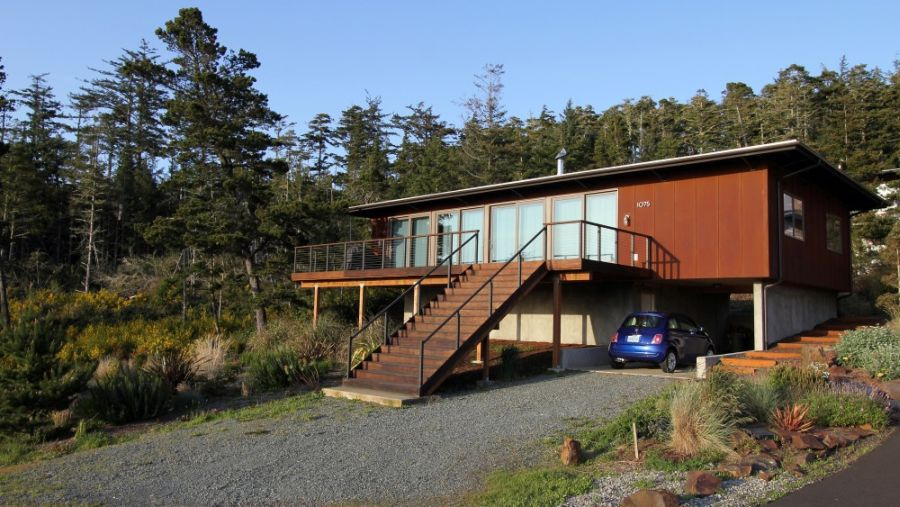 Oceanside weeHouse in Oregon