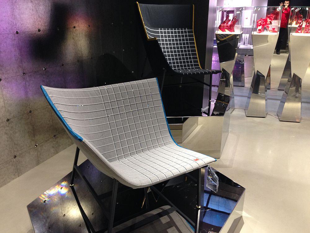 Paper Planes Armchair - Swarovski