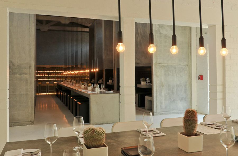 Restaurant Kitchen Lighting great options for restaurant lighting - louie lighting blog