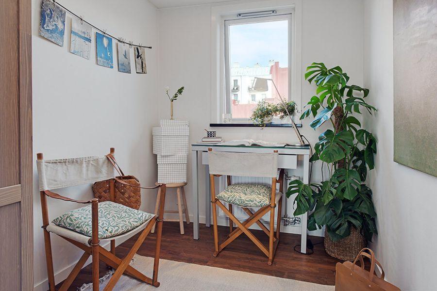 Gorgeous Gothenburg Apartment Displays Distinct
