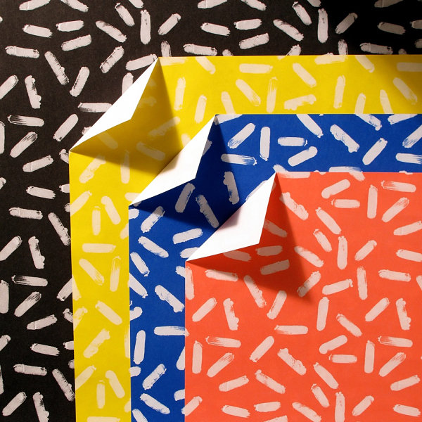 So Sottsass wrapping paper