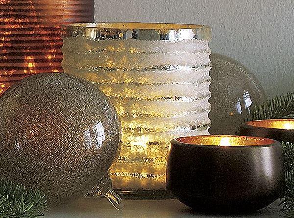 Sparkling candleholder