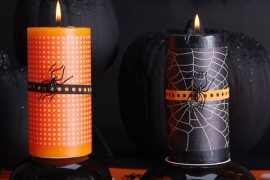 10 Last Minute Halloween Decor Ideas