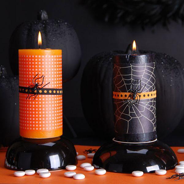Modern Halloween Decor: 10 Last Minute Halloween Decor Ideas