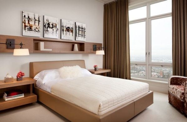 10 small bedroom decorating tips for Short bedroom design