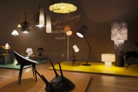 Modern Foscarini Lamps For Diesel Fall 2013 Home Collection