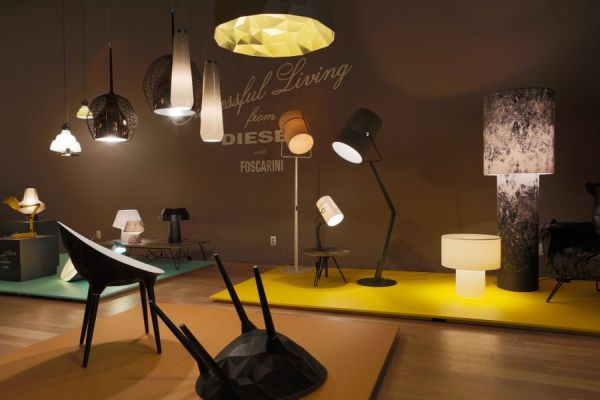 Successful Living from Diesel with Foscarini