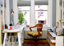How To Organize Your Home Office In Style