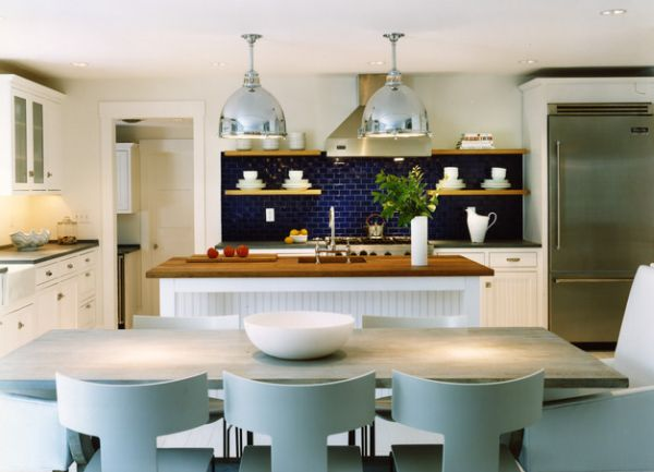 you need not always go overboard with the coastal theme - Coastal Interior Design Ideas