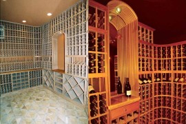 Artistic Wine Cellars: Opulent and Over the Top Custom Design by Patrick Wallen [Interview]