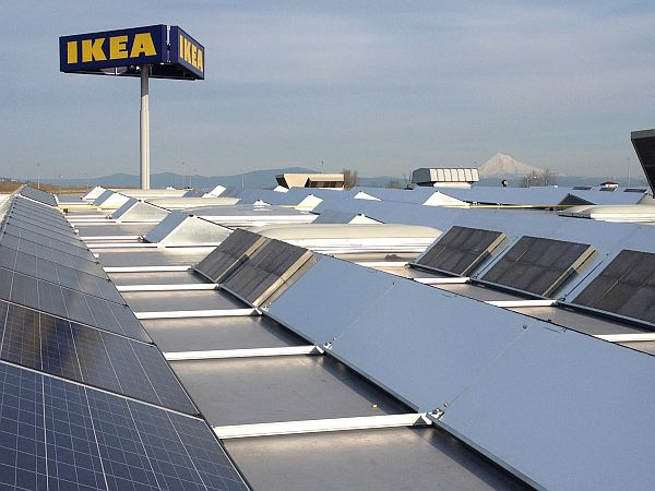 ikea solar panels IKEA Solar Panels Will Begin Selling in the UK: Style Meets Sustainability!